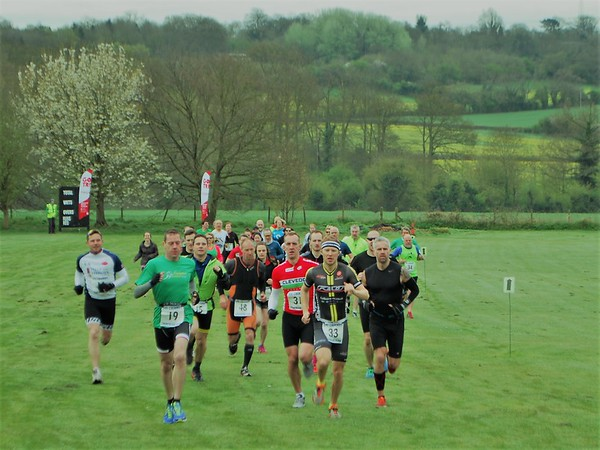 GO TRI Duathlon, Tockington, April 2017