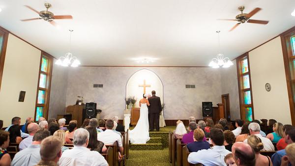 Kellye & Rob: Ceremony