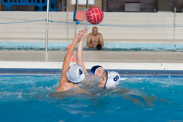 24h 2017 - Waterpolo