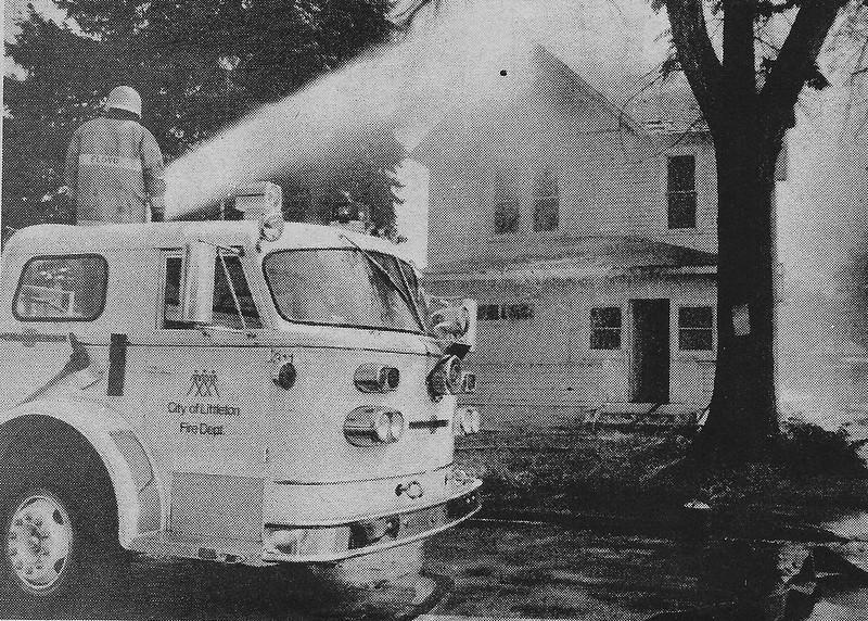 Littleton at training fire June 1978.jpg