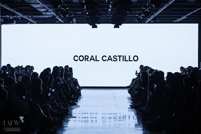 LAFW SS20 Coral Castillo