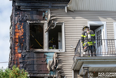 2 Alarm Dwelling Fire - 157 Franklin Ave, New Rochelle, NY - 9/20/20