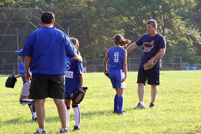 8/31 Fall Ball Practice