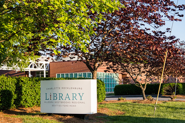 Allegra Westbrooks Regional Library - Beatties Ford Road