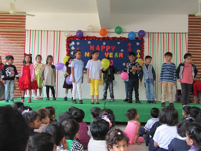 Story Presentation by Ticos of CPP2A - 'Happy New Year'