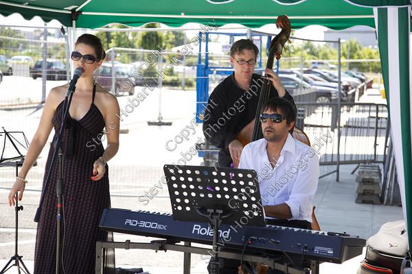 Urban Blue Music - Jazz band