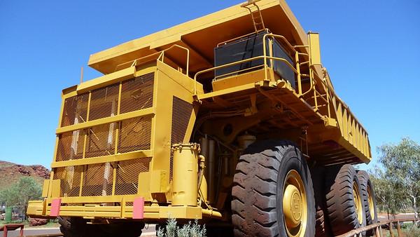 Mt. Whaleback Iron Ore Mine