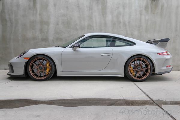 HRE Wheels - '18 911 GT3