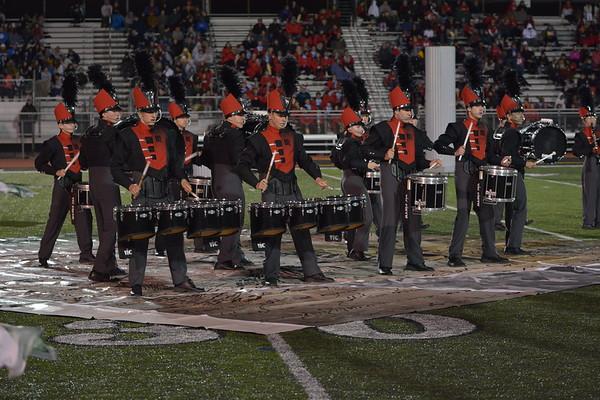 Marching Band Competition at Mason 11/09/2019