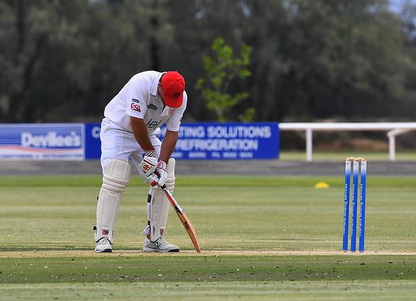 """A"" Grade Renmark North v Berri (Round 6) Berri batting"