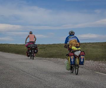 Cycling The EuroVelo1:  A Photo Essay
