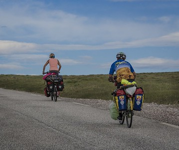 Cycling The EuroVelo1:  A Photo Essay
