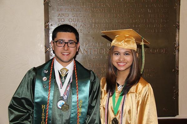 SV Graduation 2015