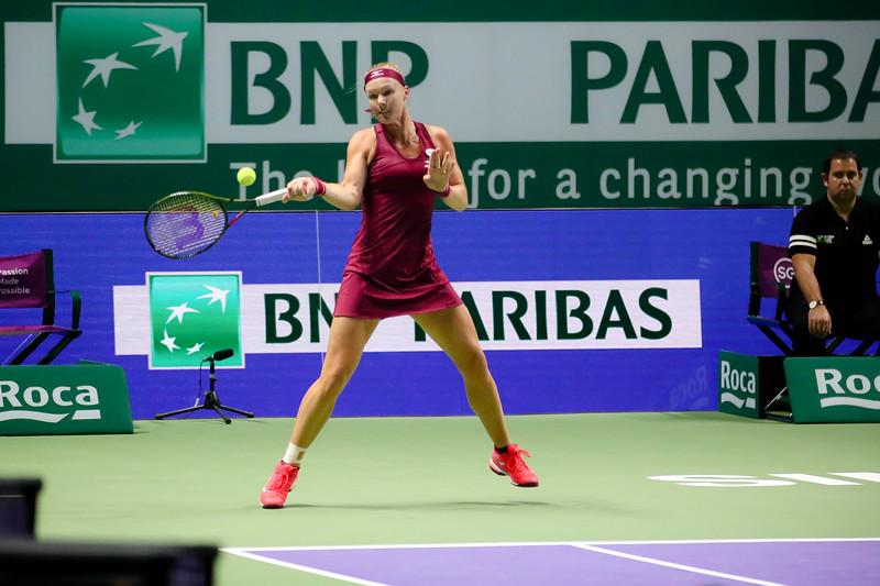 WTA Finals 2018