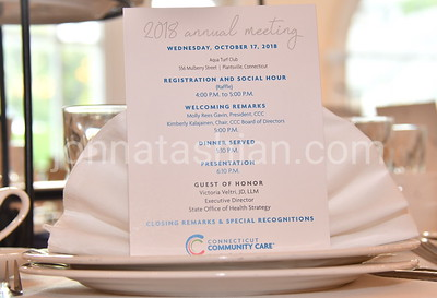 Connecticut Community Care Annual Meeting - October 17, 2018