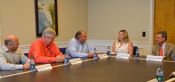 U.S. Representative Buddy Carter Visits Coastal Electric Cooperative