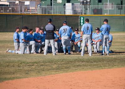 Villa Park High School Varsity Baseball 2016
