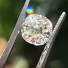 2.13ct Antique Cushion Cut Diamond GIA K SI1 18