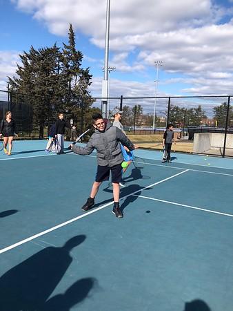 Trinity Tennis Clinc