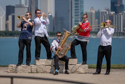 Stonegate Brass Quintet (July 2019)