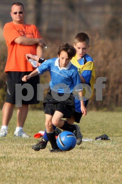 U-10 boys Amelia vs Williamsburg '09