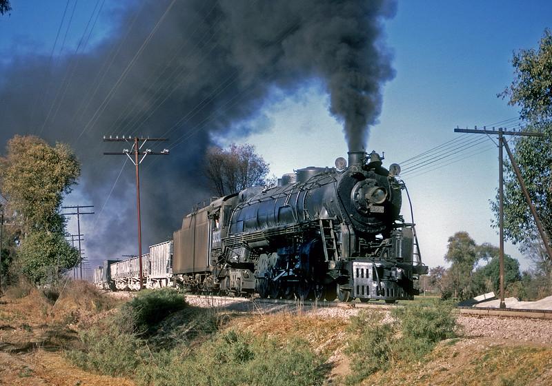 January 1968.  Lecheria north of Valle de Mexico.