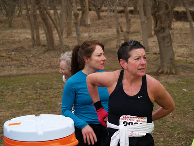 Seneca Creek Trail Marathon and 50K 2011 - Talmage