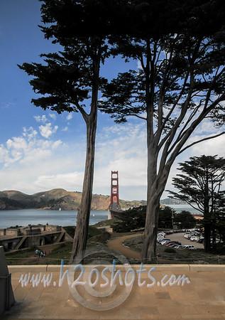 SF Presidio Scenics