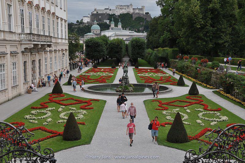 Schloss Mirabell, Salzburg