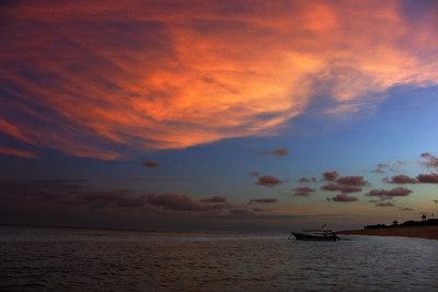 Bali sunrise & sunset