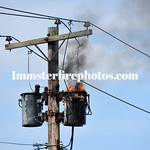 LEVITTOWN FD TRANSFORMER FIRE 6-19-15