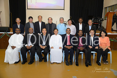 Shah Alam Churches Unity Service