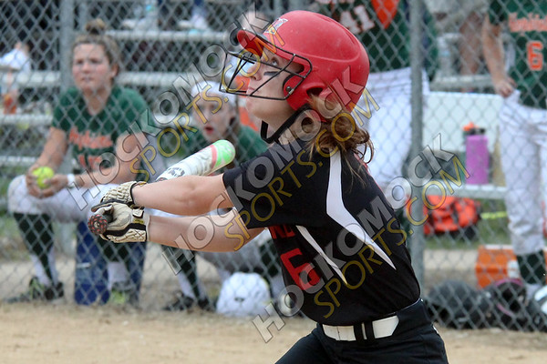 Milford-Hopkinton Softball - 06-08-17