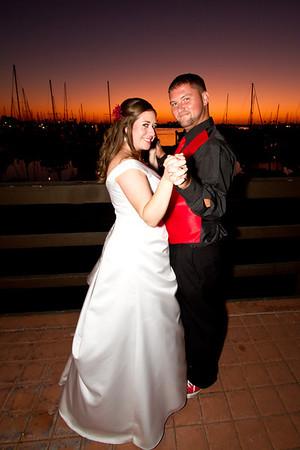 Chris and Jessica Wedding