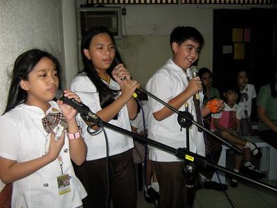 Karaoke Sessions SY 2009-2010
