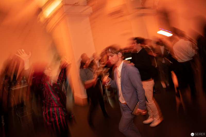 Nestroy 2018 - After-Show-Party im Museumsquartier Ovalhalle/Area21