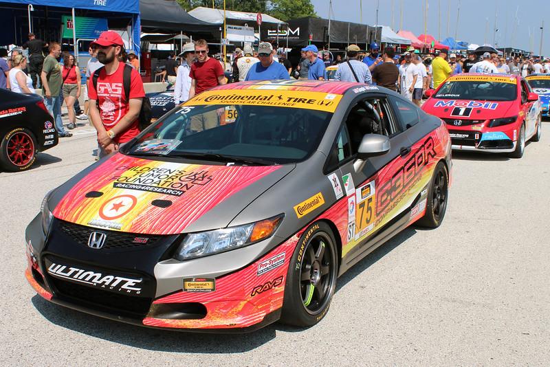 ST Compass360 Racing Honda Civic