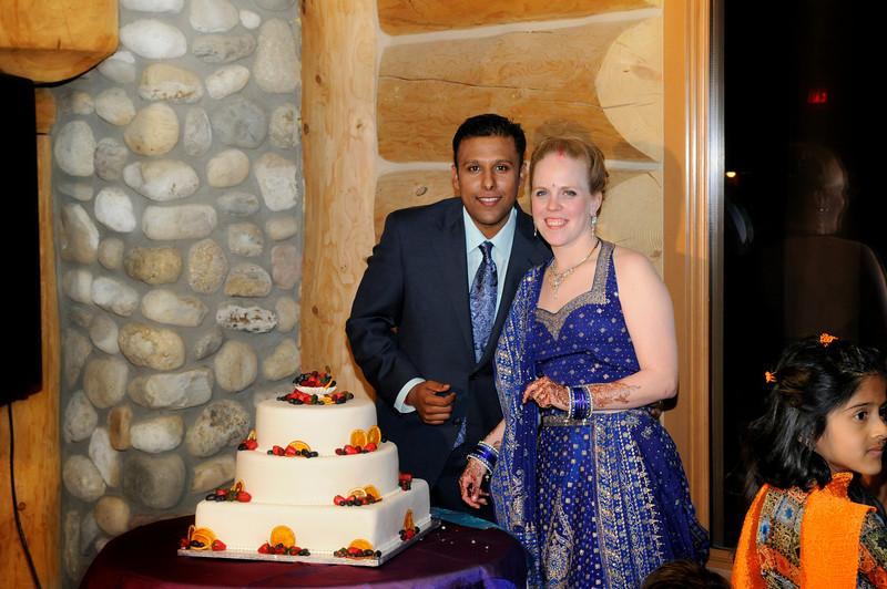 Sumo and Lindy's Wedding