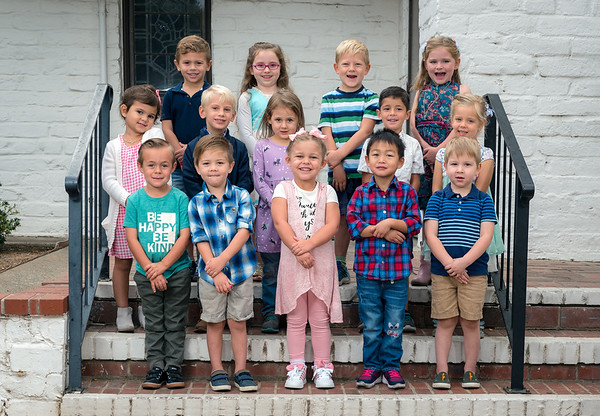 Carmichael Pres Preschool Photographs