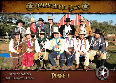 Comancheria Days