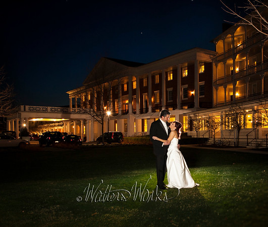 Weddings at Bedford Springs