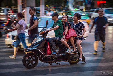Glimpses of Chinese life