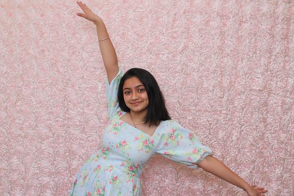 Anayat's 15th Birthday