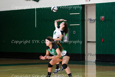 WBHS Volleyball vs Carrollton