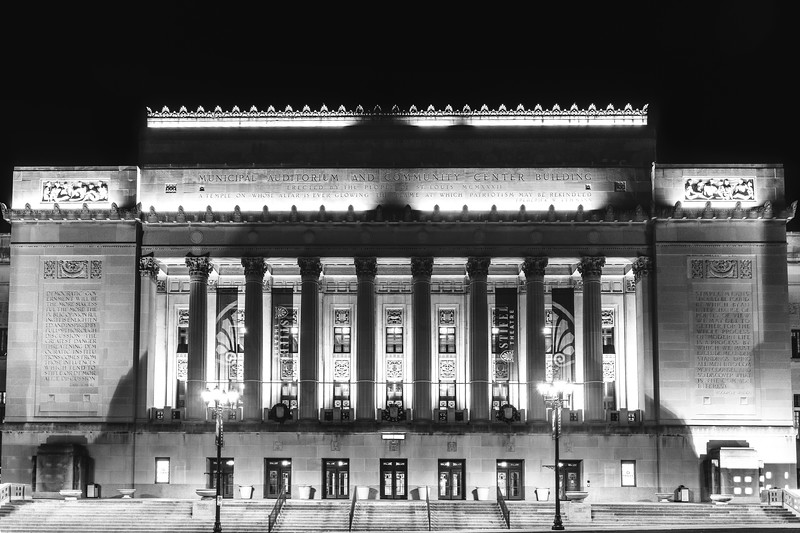 Stiefel Theatre in Downtown St. Louis