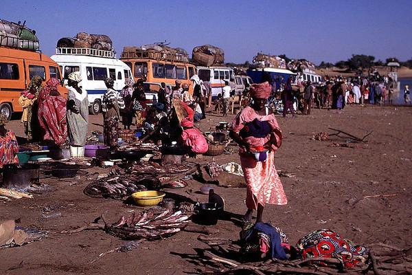 Djenne, Mali - Weekly Market 1999