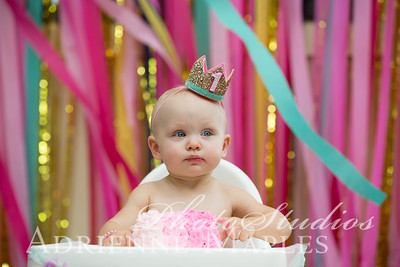 Thea is ONE {July2016}