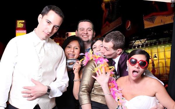 Christie & Nicholas' Wedding