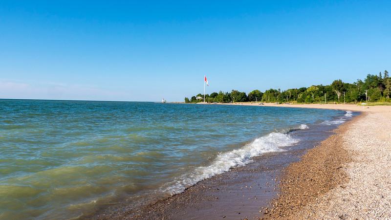Southampton Ontario Beach