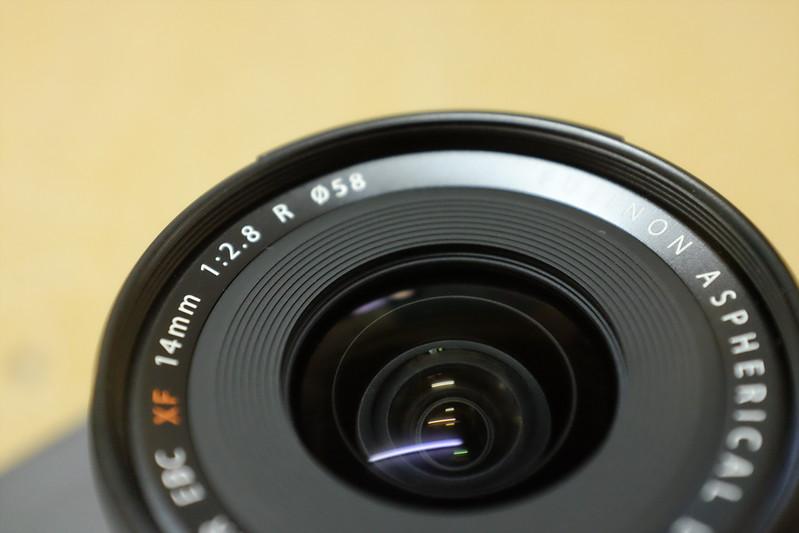 Fujifilm 14mm f2.8
